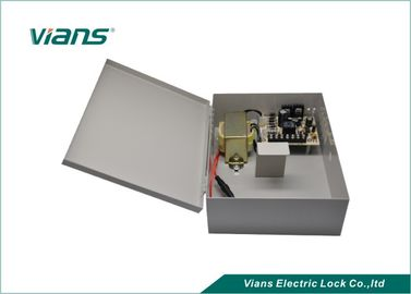 12V 3A / 5A Access Control Power Supply Unit, Linear Power Supply Dengan Baterai Cadangan