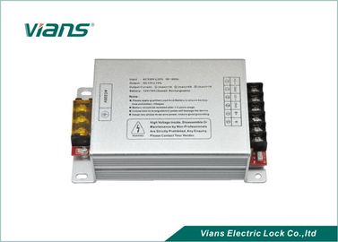 12VDC 3A Access Control Power Supply, Switching Power Alloy Pasokan Aluminium