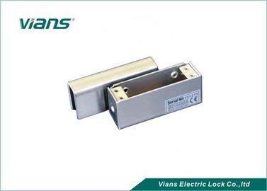 Cina Stainless Steel Bolt Lock Kurung, Dead Lock Bracket Untuk Frameless Glass Door pabrik