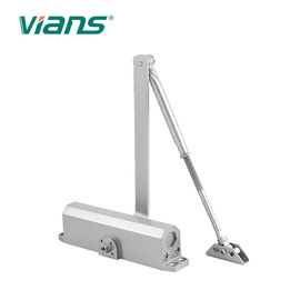 Cina Hydraulic Automatic Door Closer Adjustment Hold Open For Sliding Door 100KG pabrik